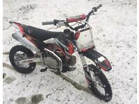 Demon X DXR2 125 Stomp Pit Bike Pitbike
