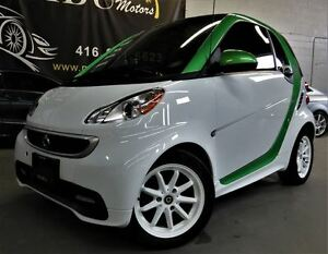 2014 smart fortwo electric drive passion NAVIGATION PANORAMIC RO