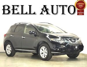 2012 Nissan Murano SL BACKUP CAMERA PANORAMIC SUNROOF LEATHER IN