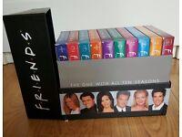 Friends DVD Complete set Season 1-10