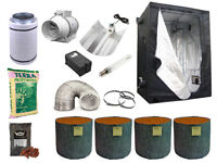 COMPLETE GROW TENT KIT