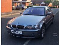BMW, 3 SERIES, Saloon, 2003, Manual, 2171 (cc), 4 doors