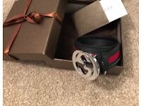 Gucci belt brand new with packaging guaranteed Xmas delivery