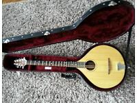 Hand made Irish Bouzouki with hard case for sale