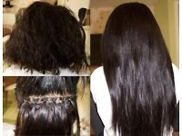 Mobile hair extension stylist serving LONDON and surrounding areas *FROM £150 INCLUDING HAIR*