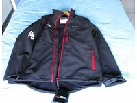 New GUL Code Zero Soft Shell Jacket - Size XL - with tags