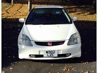 Honda civic type r JDM (not sti,evo,s3,fr,dc2,dc5,gti,st,import)