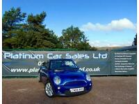 MINI CONVERTIBLE COOPER S (blue) 2006