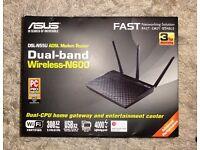 Asus N55u Router