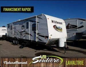 2013 Wildwood by Forest River WDT32BHDS