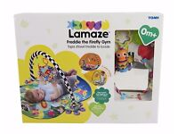 TOMY Lamaze Freddie the Firefly 3 in 1 Baby Play Mat Gym Mat BRAND NEW!!!!