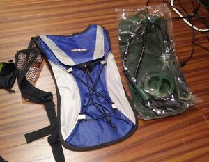 GIANT Cycling backpack with hydration pack