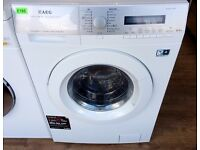 AEG Protex LAVAMAT_TURBO, 8/4kg, WASHER DRYER (RRP £500+) + 3 Months Guarantee + FREE LOCAL DELIVERY