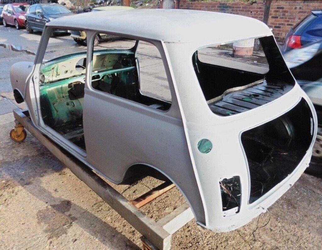 Classic Mini Rover Mini Body Shell Tub Minimal Work