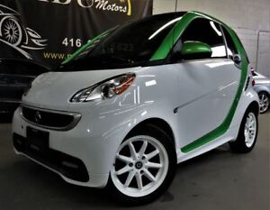2014 smart fortwo electric drive passion NAVIGATION  HEATED SEAT