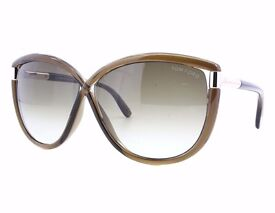 Ladies Sunglasses Tom Ford FT 0327 63 09 135 48F ABBEY 100% Authentic new