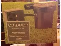 Outdoor Electric Pump