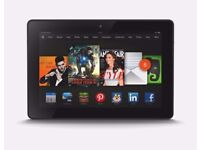 Amazon Kindle Fire HD 8.9 Inch, Dolby Audio, Dual-Band Wi-Fi, 32 GB -Tablet/e Reader