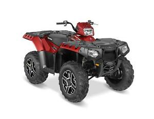 2016 Polaris SPORTSMAN 850 SP SUNSET RED / 28$/sem garantie 3 a