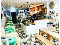 Full Time Manager Needed For A Coffee & Food Shop