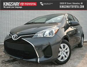 2017 Toyota Yaris Hatchback 5-DR LE - Convenience Package