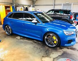 Price Drop Audi RS3 Ara Blue