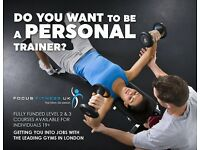 Personal trainer Jobs- with training included