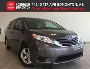 2016 Toyota Sienna LE | Rear Vision Camera | Heat Seats