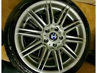 "18"" BMW Alloys x4"