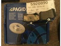 Brake Disks for Audi A4 2005. Newsave almost 40%