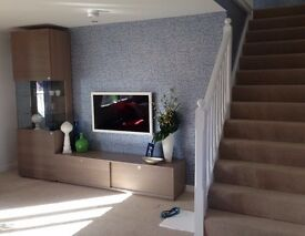 Gorgeous TV Unit & Dresser (ex display)