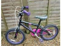 Disney Tinkerbell bike