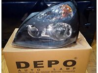 Renault Clio Front Headlamps - new