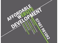 Affordable Website Development | Premium Design & Features