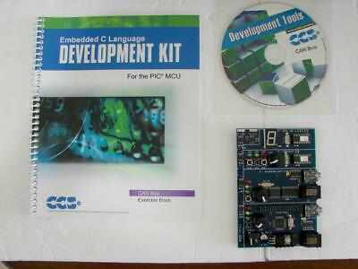New Ccs Custom Computer Services Can Bus Development Evaluation Board