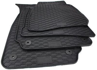 NEU VW W8 Passat 3B 3BG Gummimatten Fußmatten Original Premium Qualität 4-teilig