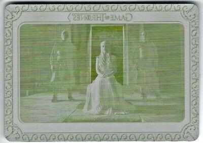 DAENERYS TARGARYEN #1/1 Game of Thrones Inflexions Printing Plate