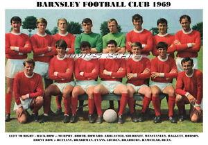 BARNSLEY-F-C-TEAM-PRINT-1969-BETTANY-LOYDEN-WINSTANLEY