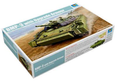 Trumpeter 9360364 Britisch Schützenpanzer Warrior BMP-3 w/ERA 1:35 Modellbausatz