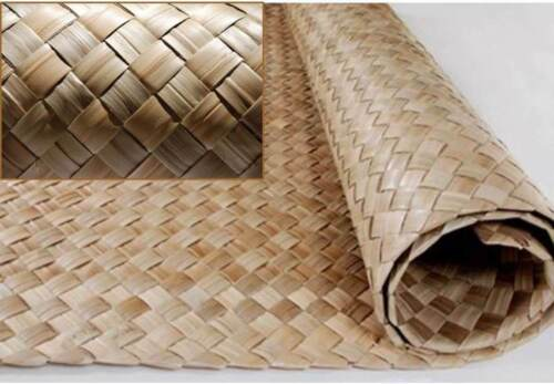 ** 4ftx 8ft Lauhala Cabana Matting Wall Paneling Tiki Hut Walls & Cabana Ceilngs