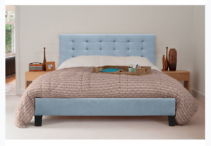 King Size bed frame + mattress from TommySwiss Alexandria Inner Sydney Preview