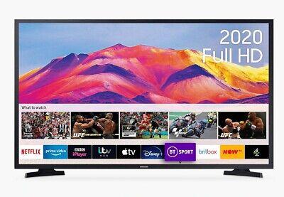 "Samsung UE32T5300 (2020) 32"" SMART Full HD HDR LED TV TVPlus Black C Grade"