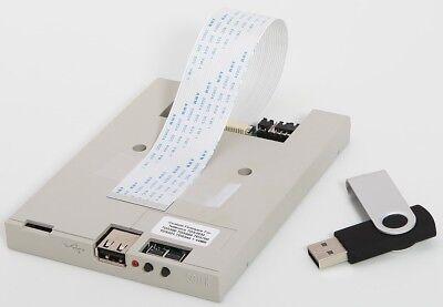Floppy Drive To Usb Emulator For Tektronix Tds3034 Tds500 Tds600 Oscilloscope