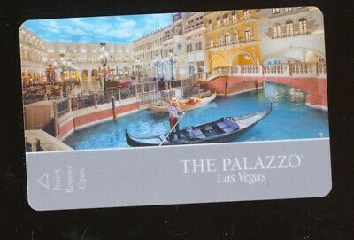 THE PALAZZO---Las Vegas,NV-------{near Mint condition}------Room Key-K-2