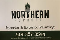 Professional, affordable & reliable painting services