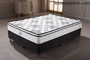 BRAND NEW pillow top 24cm thick OSTEO CONTOUR MATTRESS (no roll) Hoppers Crossing Wyndham Area Preview