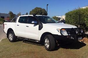 2012 Ford Ranger PX XLT, + LOADS OF EXTRAS 3.2, 4x4, Man Rockingham Rockingham Area Preview