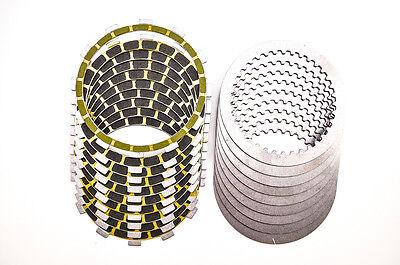 10-13 BMW S1000RR Barnett Friction and Steel Clutch Plates Kit - Carbon Fiber
