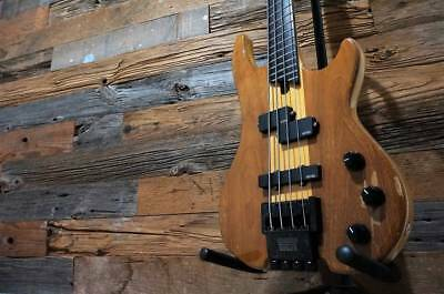 GRECO-DEVICE-FORMULA-F-110P-Headless-Japan-Vintage-Bass-Guitar-sound-Rare-F/S