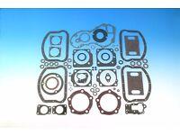 Harley Panhead Complete Engine Motor Top Bottom End Rebuild Gasket Set Kit